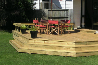 deck design and build tauranga with style building ltd